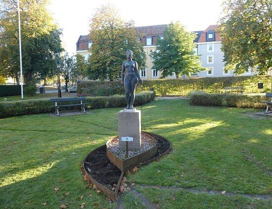 Statyn ''våren''
