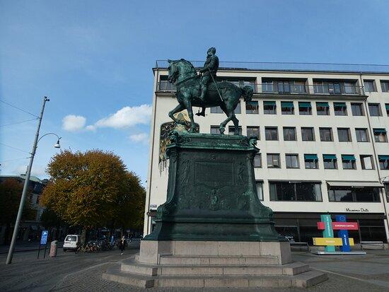 Statyn ''kopparmärra''