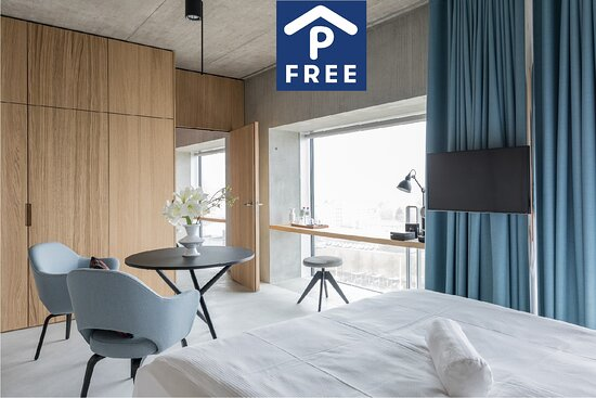 Placid Hotel Design & Lifestyle Zurich, Hotels in Zurich