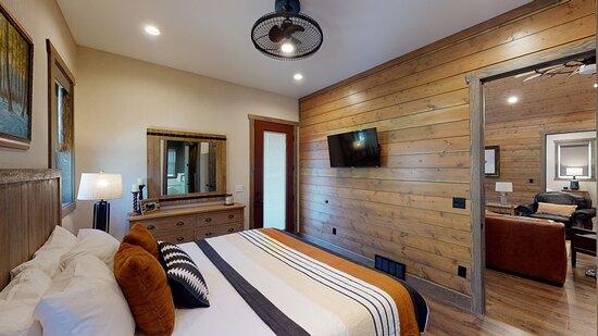 Preston, ID: Master Bedroom