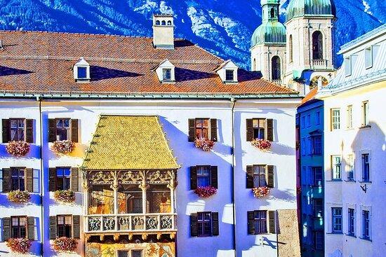 MY * GUiDE EXCLUSiVE PANORAMA alpine tour to INNSBRUCK (/ Swarovski...
