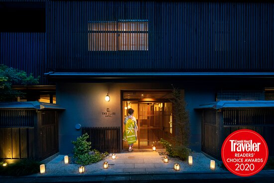 THE JUNEI HOTEL Kyoto Imperial Palace West, hoteles en Kioto