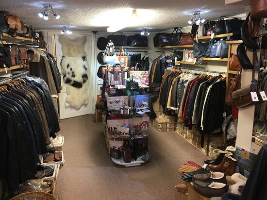 Leather & Suede Shop