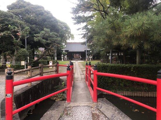 Tajima Hikawasha Shrine