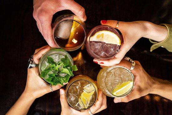 Hard Rock Cafe Cocktails