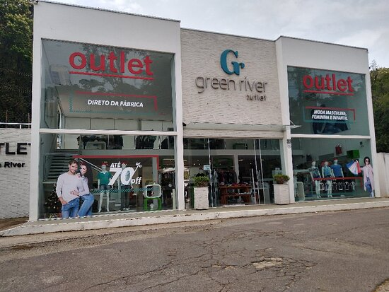 Greenriver Outlet