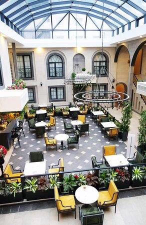 Diyarbakir Province, Türkei: Amida Boutique Hotel Diyarbakır