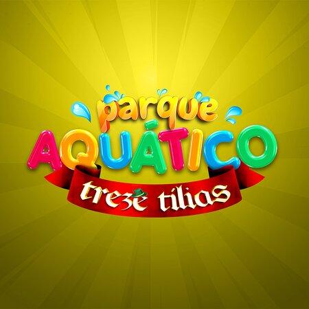 O Parque Aquático Treze Tílias é pura diversão!! Com 7 piscinas, 3 tobogãs e uma rampa em uma área verde de 6.000m²