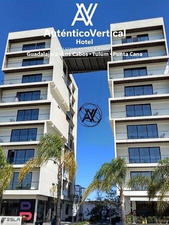 Hotel Auténtico Vertical Guadalajara el mejor lugar para hospedarse.