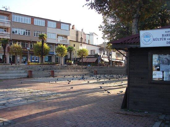 Baris Akarsu Parki
