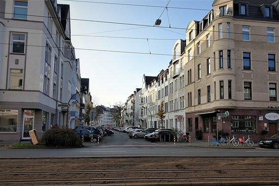 Krimi-Trail Dusseldorf