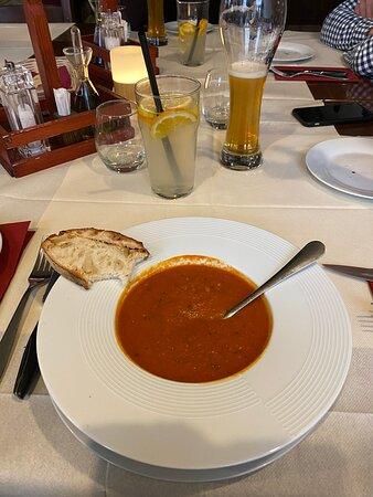 Tipik olasz étterem