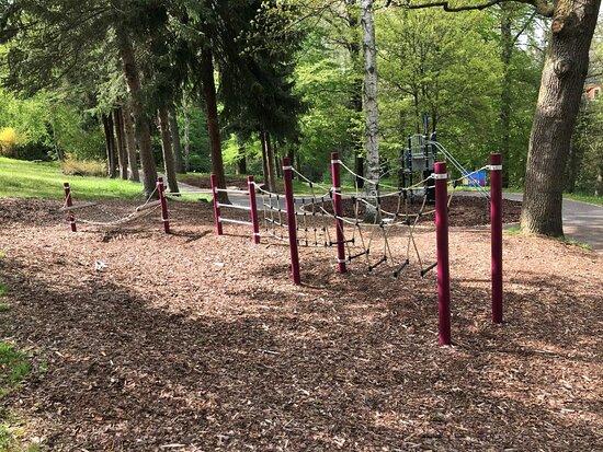 """Kinderspielplatz """"Rockelmannpark"""""""