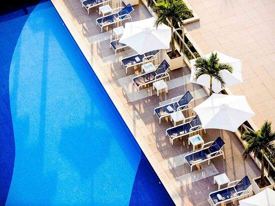 Hotel Pullman Rio De Janeiro Sao Conrado, hôtels à Rio de Janeiro