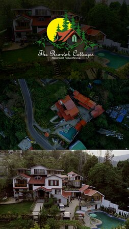 East Sikkim, India: Welcome to The Rumtek Cottages