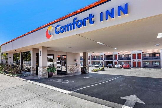Comfort Inn Near Old Town Pasadena in Eagle Rock Los Angeles
