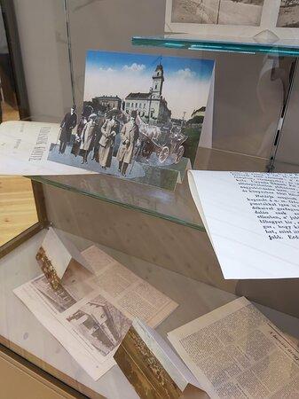 Tamasi, Hongarije: Exhibition (history of Tamási region)