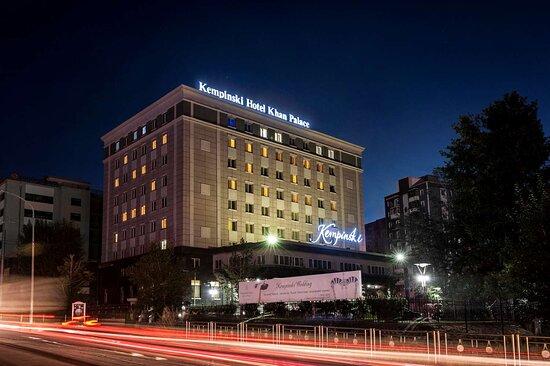 โรงแรมเคมพินสกี้ ขานพาเลซ