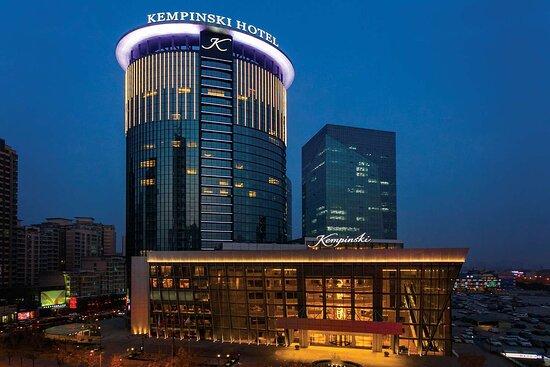 ケンピンスキー ホテル タイユアン
