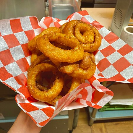 Onion Rings! 🤤