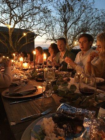 Rockfield, เคนตั๊กกี้: Wedding reception dinner