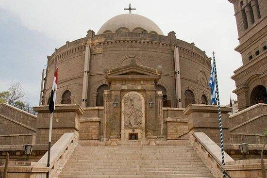 Dagstur til Old Cairo besøk Ben Ezra...