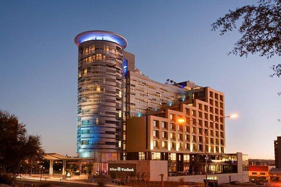 Hilton Windhoek, Hotels in Namibia