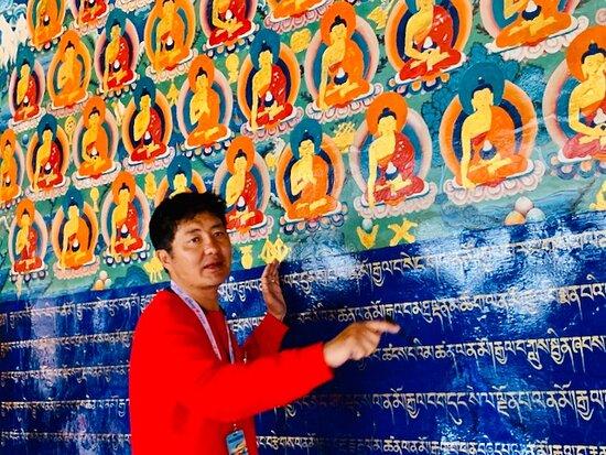 Our amazing Tibet guide, Penpa