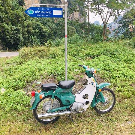 chuyến đi CUB từ Cao Bằng CUB homestay đến Thác Bản Giốc