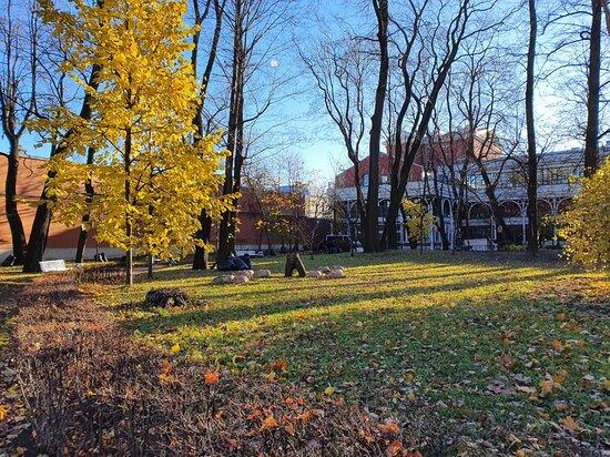 Izmailovskiy Garden