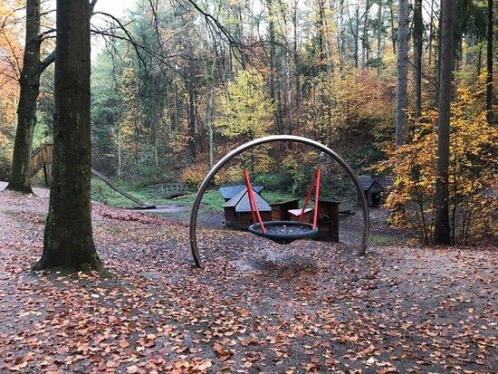 Waldspielplatz in Stadtwald