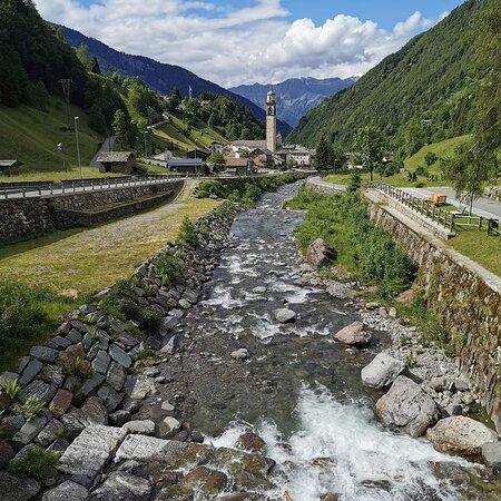 Gerola Alta, Italia: The village and your bitto 🧀