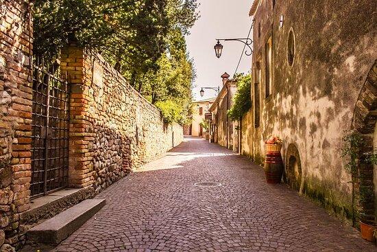 从威尼斯到中世纪村庄ArquàPetrarca