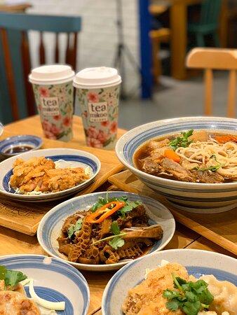 區內一間抵吃既文青台灣菜❤️