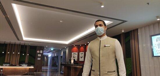 Mercure Dubai Barsha Heights Hotel Suites – fotografia