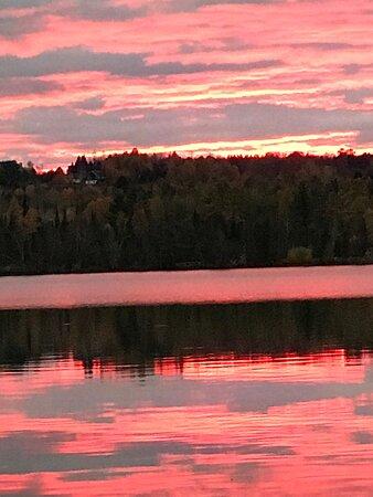 Lake Leelanau a few days ago - Nov 2020