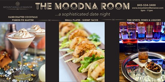 The Moodna Room at Mountainville Manor