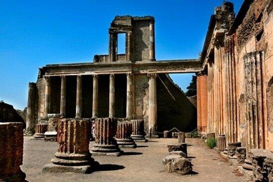 Dagtocht van Pompeii Vesuvius vanuit ...