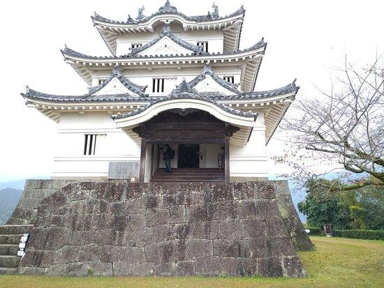 Uwajima Castle Tenshu