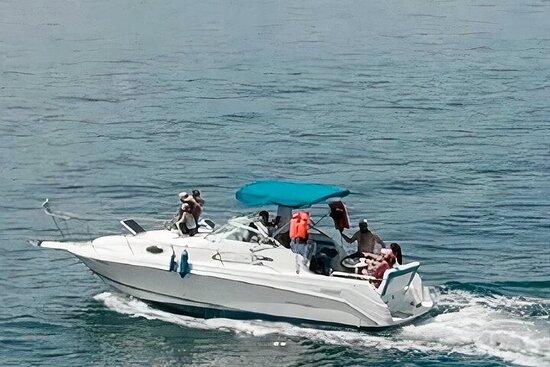 Tour privato in yacht nella baia di Puerto Vallarta