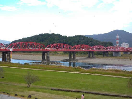 Shimanto River Bridge
