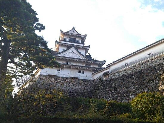 Kochi castle Tenshu