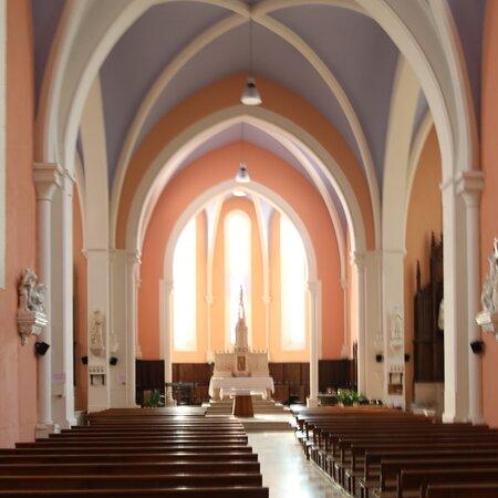 Église Saint-maurice De Branges