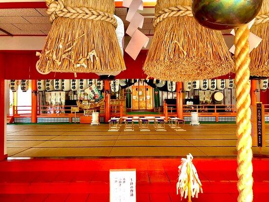 Hokiinari Shrine
