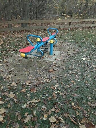 Земля Тюрингия, Германия: Detské ihrisko Spielplatz Tiergehege