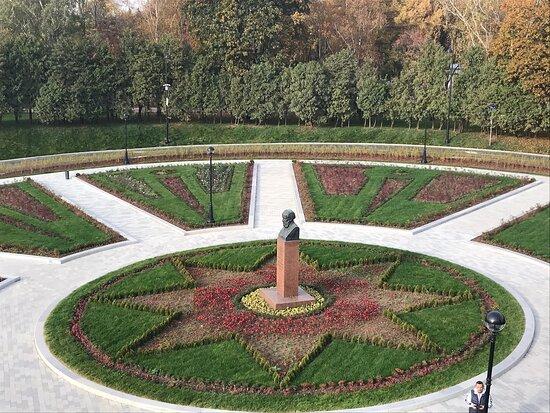 Park Severnogo Rechnogo Vokzala