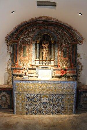 Bussaco, Portugália: Monastero