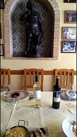 Nuestra mesa de Sancho