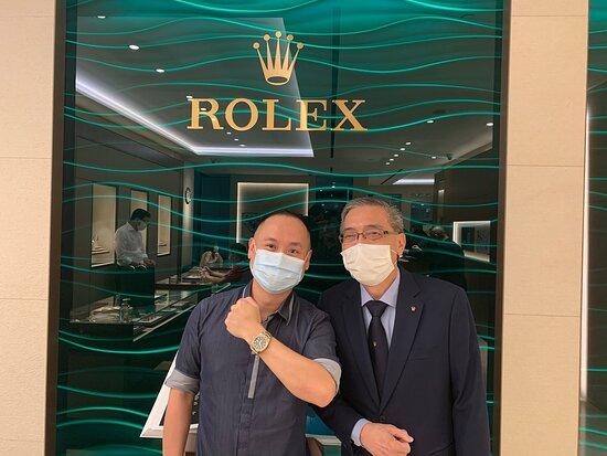 Watch Palace Rolex Boutique