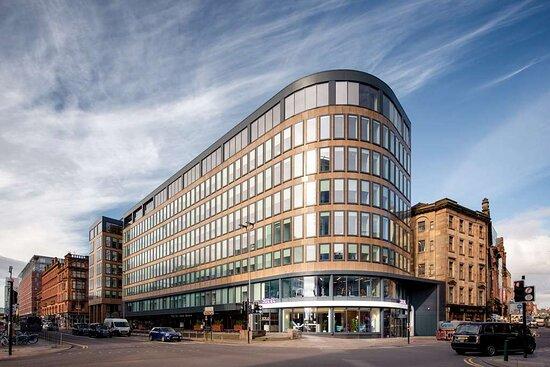 Yotel Glasgow, hoteles en Glasgow